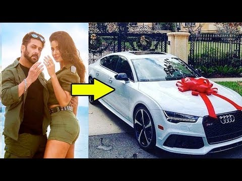 Salman Khan Most Expensive Gifts on Katrina Kaif's
