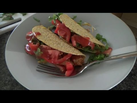 WipUps: Episode #8 Turkey Tacos | Cooking Tutorial #SonceraeVideos