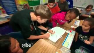 Justin Bieber - Cute moments 2012