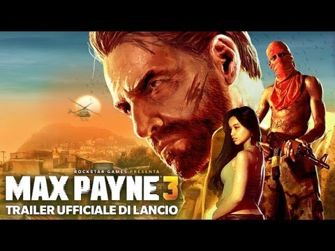 max payne 3 - trailer ufficiale