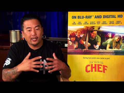 Chef: Chef Ray Choi Blu-ray Party Interview