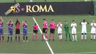 Play-Off Giovanissimi Elite Fascia B, Roma-N.Tor Tre Teste 3-0
