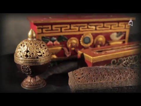 Video: Incense Offering to Dorje Shugden