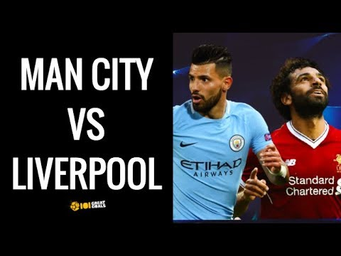 Man City Vs Liverpool: Champions League Preview