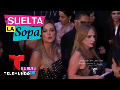 Notícias dos famosos - Marjorie de Sousa se molestó al preguntarle por su ruptura con Julián Gil (VIDEO)