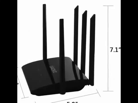 KEKU Wifi Router