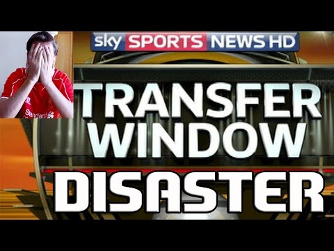LIVERPOOL'S TRANSFER WINDOW = DISASTER!! - MY REACTION & RANT ON LFC!