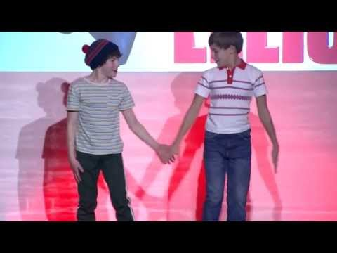 Billy Elliot performs at the 2014 Olivier Nominations Event | Billy Elliot The Musical
