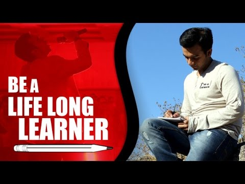 Be a Life Long Learner | Self Motivational Video | Self Improvement | Winning Habits