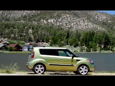 2010 Kia Soul Long-Term Intro – Kelley Blue Book