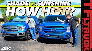 Do Sun Shades REALLY Keep Your Truck Cool? We Test Them To Find Out - Real Answers S.1 Ep.1 by The Fast Lane Truck