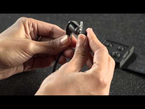 VIDEO: Plantronics BackBeat GO 2 with Case Tutorial