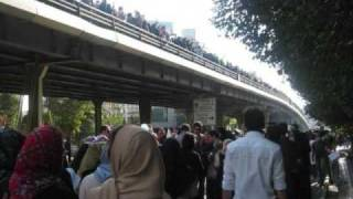 Shatranj Ba Sedaye Dariush, Iran Protests June 2009
