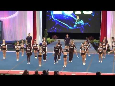 Senior - This is the 2013 Worlds Senior Small Coed Level 5 finals performance of the Senior Black team of the Brandon All Stars. This video was taken in 1080p HD from...