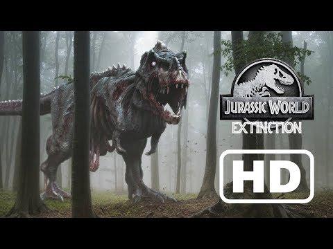 Jurassic World 3: EXTINCTION (2020) - Official Trailer