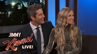 Video The Bachelor Arie Luyendyk Jr. & Fiancée Lauren B Reveal What Happened MP3, 3GP, MP4, WEBM, AVI, FLV Maret 2018