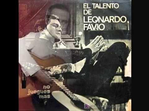 Ni el clavel ni la rosa - Leonardo Favio