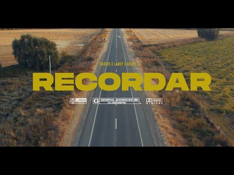 DRAFOS - RECORDAR (FT LAMDY y BADER)