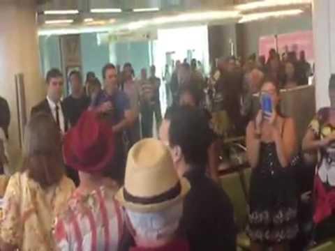 Deputado Benjamim Maranhão é hostilizado no aeroporto de Brasília