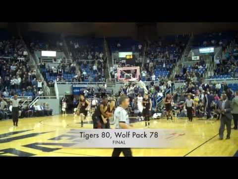 HIGHLIGHTS: Pacific Men's Basketball @ Nevada (11-8-2013)