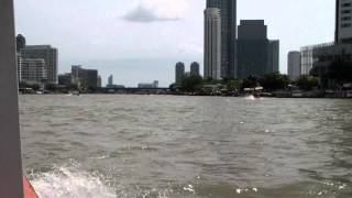 Bangkok On The Chao Phaya River