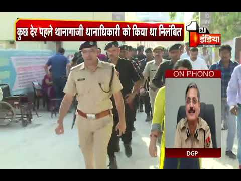 Alwar Gang Rape Case: After Alwar SP APO DGP first Reaction on First india