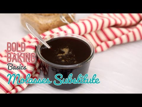How To Make A Molasses Substitute