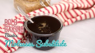 How to Make A Molasses Substitute by Gemma's Bigger Bolder Baking