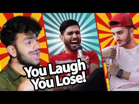 Zaid Ali Vs Shahveer Jafry Memes - Try Not To Laugh