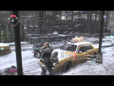 Is The Division Dying? (Tom Clancy's The Division Multiplayer Gameplay) (видео)