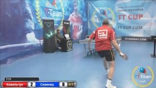 Ковальчук О. vs Семенец А.