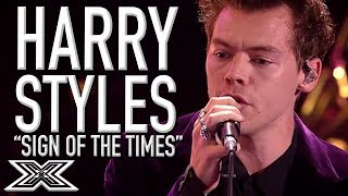 download lagu download musik download mp3 HARRY STYLES Performs 'Sign Of The Times' On X Factor 2017! | X Factor Global