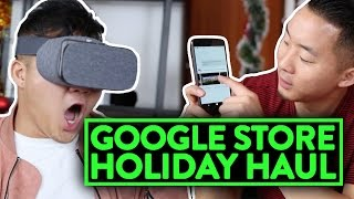 GOOGLE HOLIDAY GADGETS! - Fung Bros Tech