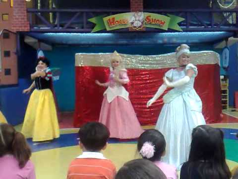 SHOW DE PRINCESAS EN MONTERREY....show time espectaculos infantiles