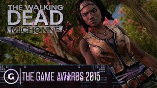 Видео The Walking Dead: Michonne