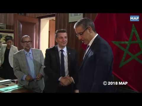 Saint-Etienne engage des liens avec la ville marocaine Kenitra