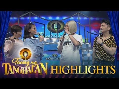 Tawag ng Tanghalan: Vice complains to Anne