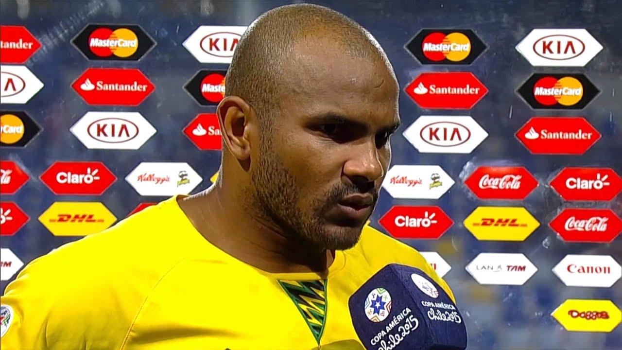 """Copa América 2015: Austin: """"Estou muito orgulhoso do time"""" #CopaAmericaChile2015"""