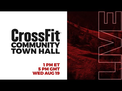 CrossFit Community Town Hall