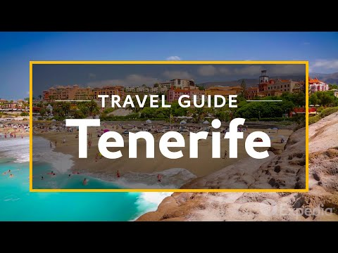 Tenerife Vacation Travel Guide