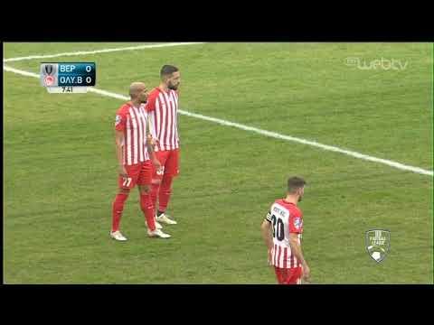 Football League: ΒΕΡΟΙΑ – ΟΛΥΜΠΙΑΚΟΣ ΒΟΛΟΥ   1-0 | ΟΛΟΚΛΗΡΟΣ ΑΓΩΝΑΣ | 12/01/2020 | ΕΡΤ