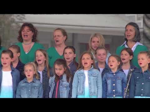 Ballade des gens heureux-3 juin 2017-Choeur des Jeunes de St-Sauveur-Ca me dit concert Rona Dagenais