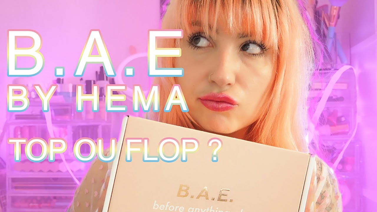 #BEAUTÉ :  B.A.E BY HEMA CRASH TEST ! TOP OU FLOP ? 🤭