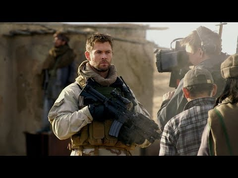 '12 Strong' Behind The Scenes