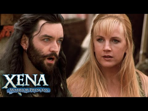 Is Gabrielle a Healing God? | Xena: Warrior Princess