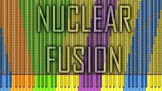 [Black MIDI] Synthesia – Solar Sect of Mystic Wisdom ~ Nuclear Fusion 418,150 ~ BusiedGem