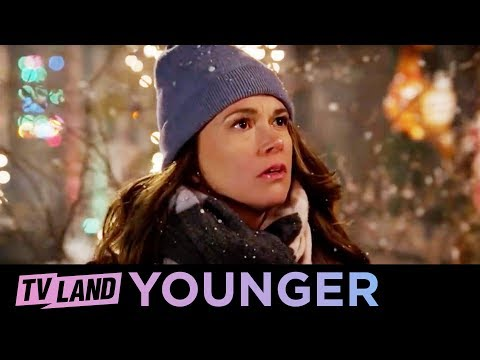 'A Kiss in the Snow' Ep. 7 BTS | Younger (Season 5) Insider | TV Land