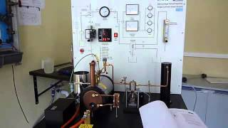 ET 810 Modelo máquina de vapor