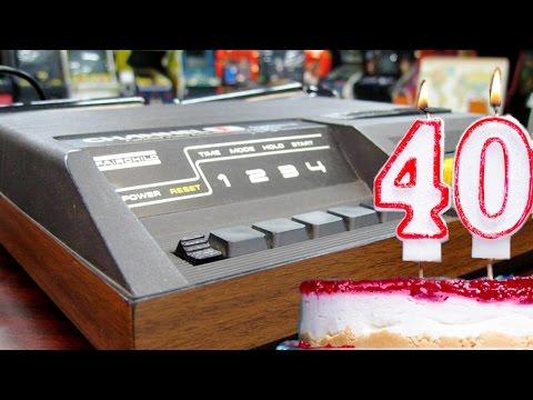 Atarian 17#: Fairchild Channel F
