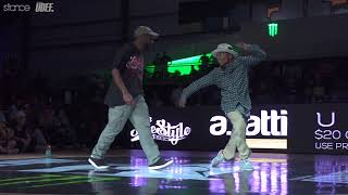 Soul vs Rashaad – Silverback Open 2017 Popping Top 8